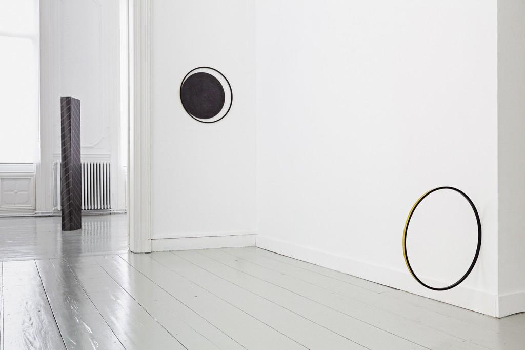 installation view, Geukens de Vil, Anwerpen